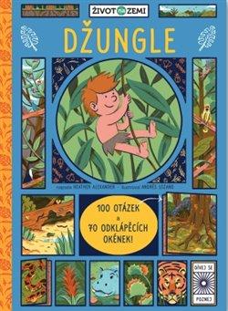 Obálka titulu Život na Zemi - Džungle