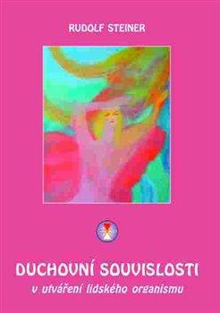 Obálka titulu Duchovní souvislosti v utváření lidského organismu