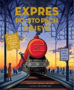 Obálka titulu Expres po stopách objevů