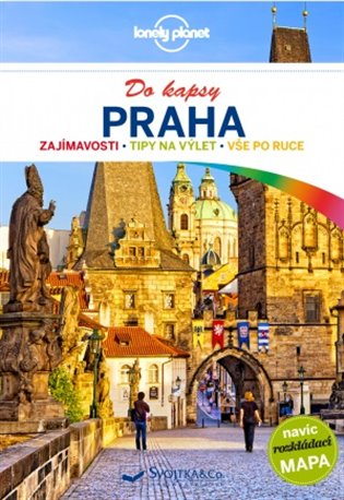 Praha do kapsy - Lonely Planet - Mark Baker, | Booksquad.ink