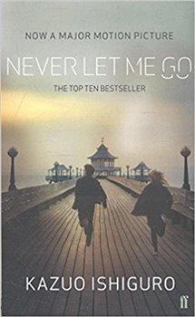 Obálka titulu Never Let Me Go