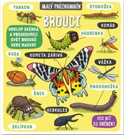 Obálka titulu Malý průzkumník - Brouci