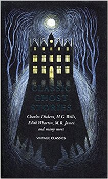 Obálka titulu Classic Ghost Stories