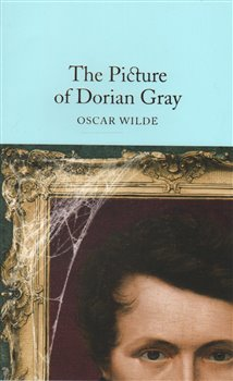 Obálka titulu The Picture of Dorian Gray