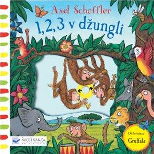 1,2,3 v džungli - Axel Scheffler | Booksquad.ink