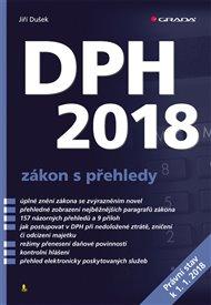 DPH 2018 - zákon s přehledy