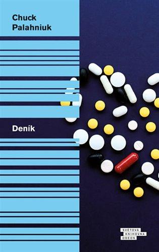 Deník - Chuck Palahniuk   Booksquad.ink
