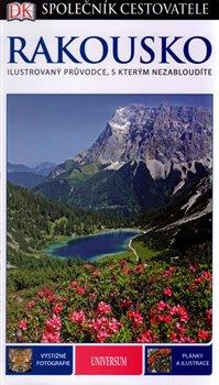 Obálka titulu Rakousko - Společník cestovatele