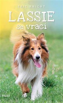 Obálka titulu Lassie se vrací