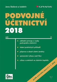 Obálka titulu Podvojné účetnictví 2018