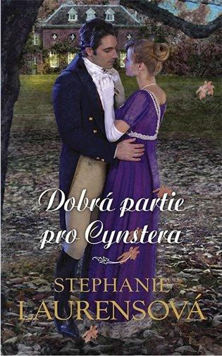 Dobrá partie pro Cynstera - Stephanie Laurensová | Booksquad.ink