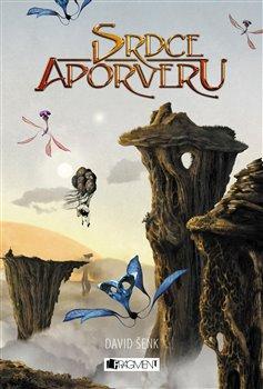 Obálka titulu Srdce Aporveru