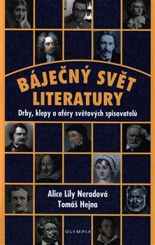 Obálka titulu Báječný svět literatury