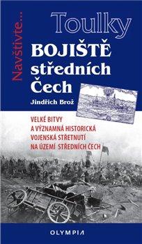 Obálka titulu Bojiště středních Čech