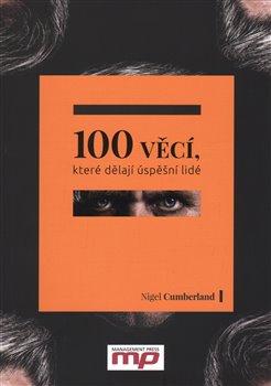 Obálka titulu 100 věcí, které dělají úspěšní lidé
