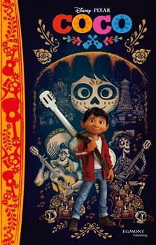 Obálka titulu Coco - Pohádkový román