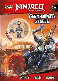 Lego Ninjago - Garmadonovi synové