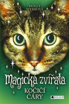 Obálka titulu Magická zvířata – Kočičí čáry