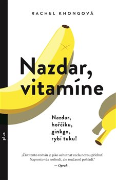 Obálka titulu Nazdar, vitamíne