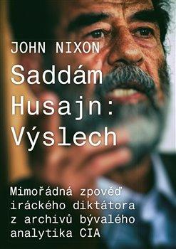 Obálka titulu Saddám Husajn: Výslech