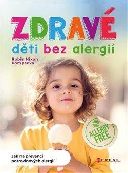 Obálka titulu Zdravé děti bez alergií