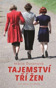 Obálka titulu Tajemství tří žen