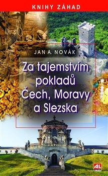 Obálka titulu Za tajemstvím pokladů Čech, Moravy a Slezska