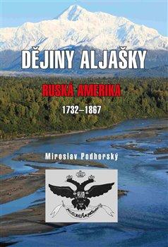 Obálka titulu Dějiny Aljašky