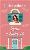 Obálka knihy Žena z čísla 24