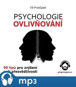 Obálka titulu Psychologie ovlivňování