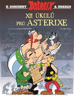 Obálka titulu Asterix - XII úkolů pro Asterixe