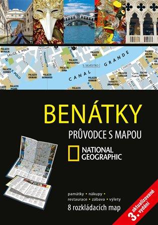 Benátky:Průvodce s mapou - - | Booksquad.ink