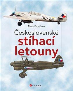 Obálka titulu Československé stíhací letouny
