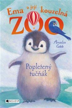 Obálka titulu Ema a její kouzelná zoo – Popletený tučňák