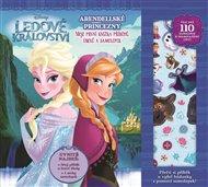 Ledové království - Moje první knížka příběhů a aktivit