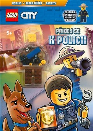 Lego City -Přidej se k policii - - | Booksquad.ink