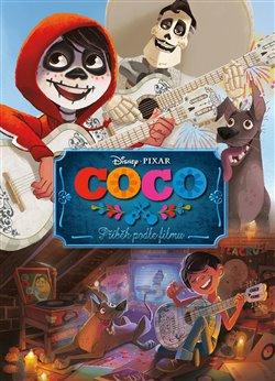 Obálka titulu Coco - Příběh podle filmu