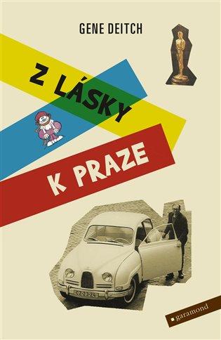 Z lásky k Praze - Gene Deitch | Booksquad.ink