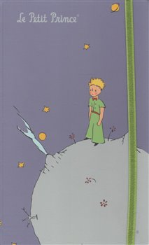 Obálka titulu Notes Malý princ / Le Petit Prince