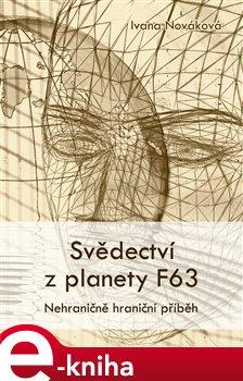 Obálka titulu Svědectví z planety F63