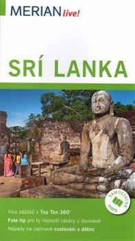 Obálka titulu Srí Lanka - Merian Live!