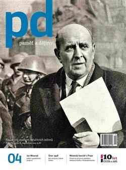 Obálka titulu Paměť a dějiny č. 4/2017