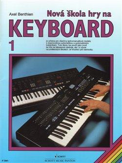Obálka titulu Nová škola hry na keyboard 1