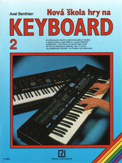 Obálka titulu Nová škola hry na keyboard 2