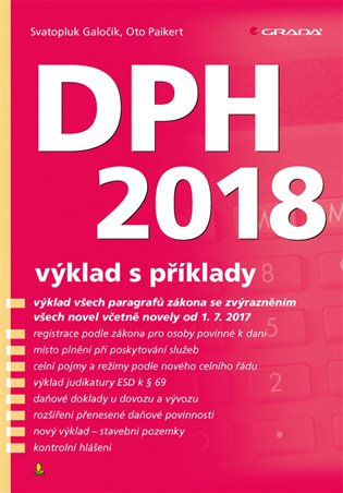 DPH 2018 - výklad s příklady