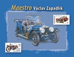 Obálka titulu Maestro Václav Zapadlík