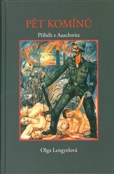 Obálka titulu Pět komínů - Příběh z Auschwitz