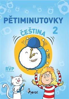 Obálka titulu Pětiminutovky - Čeština 2. třída