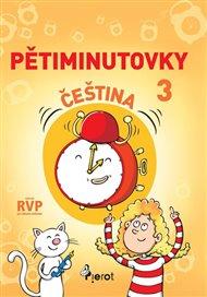 Pětiminutovky - Čeština 3. třída