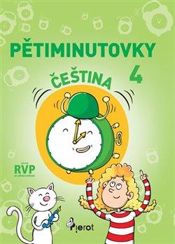 Obálka titulu Pětiminutovky - Čeština 4. třída